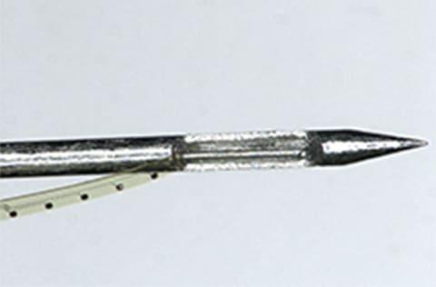 マイクロフレックスアレイ電極