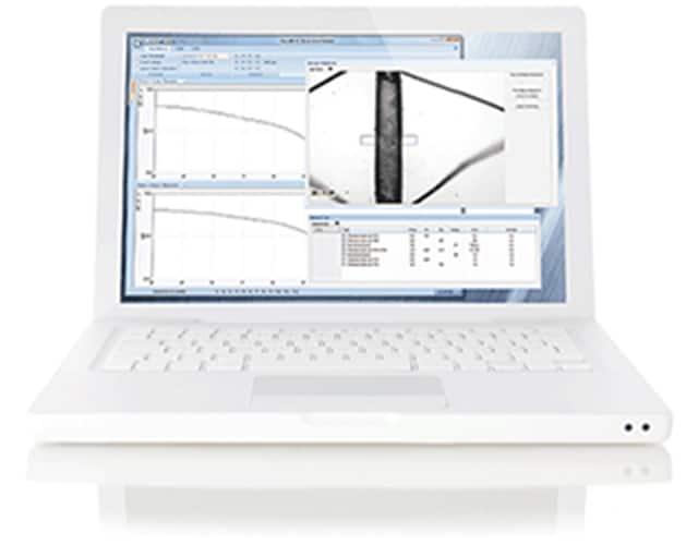 プレッシャーミオグラフ用ソフトウェア MyoVIEW