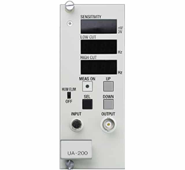 生体信号アンプ UA-200
