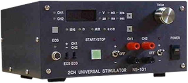 モジュール式刺激装置 NS-101