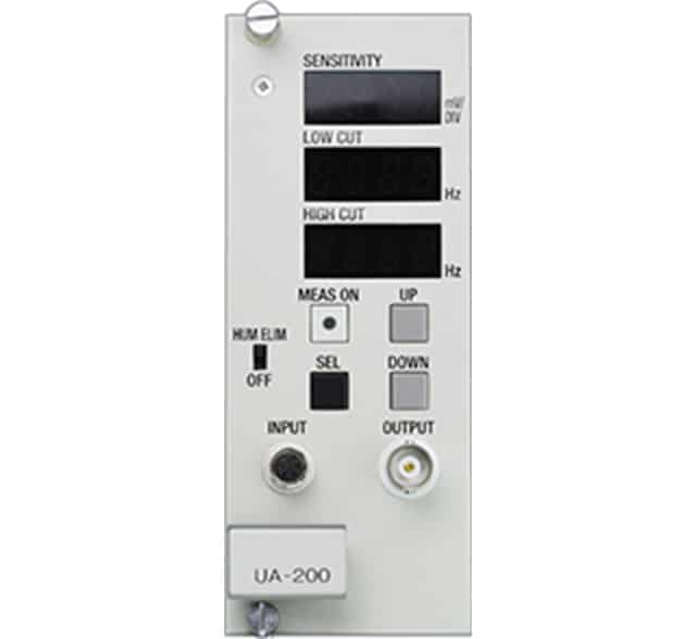 生体信号増幅器 UA-200