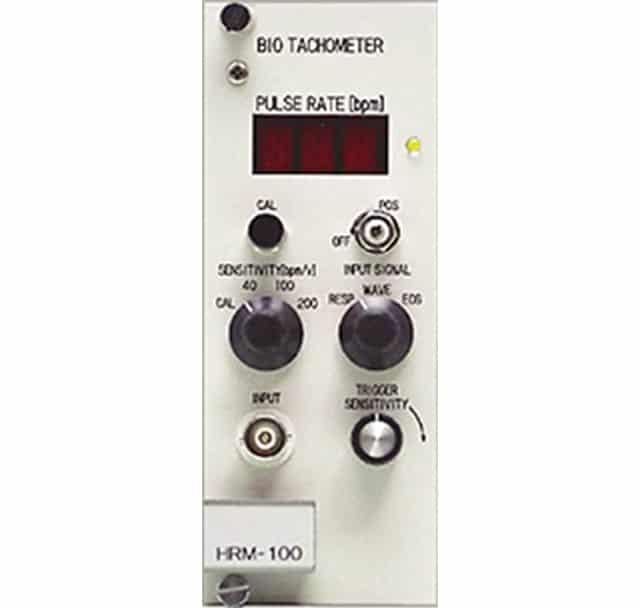 生体信号タコメーター HRM-100