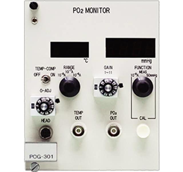 PO2モニター(POG-301)組織酸素分圧測定装置