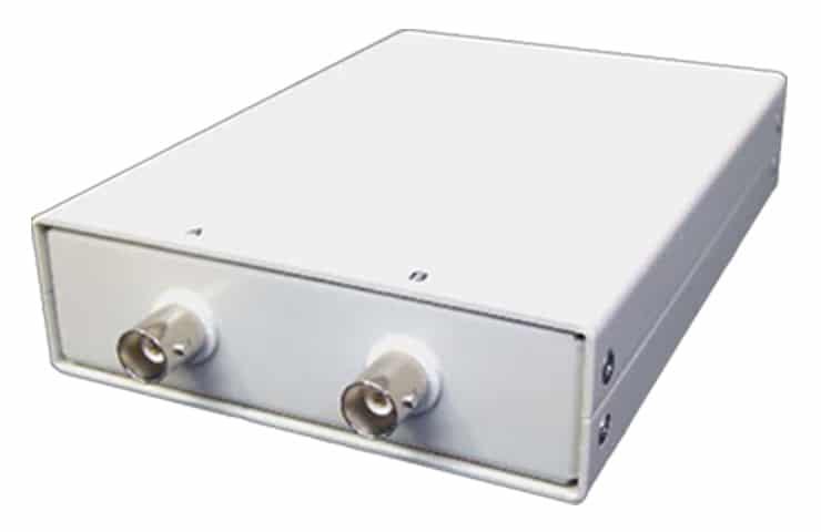 2チャンネルA/Dコンバーター DOM-102
