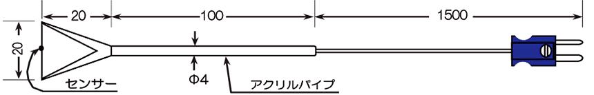 コンタクトタイプ PTE-200