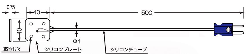 インプラントタイプ PTE-300